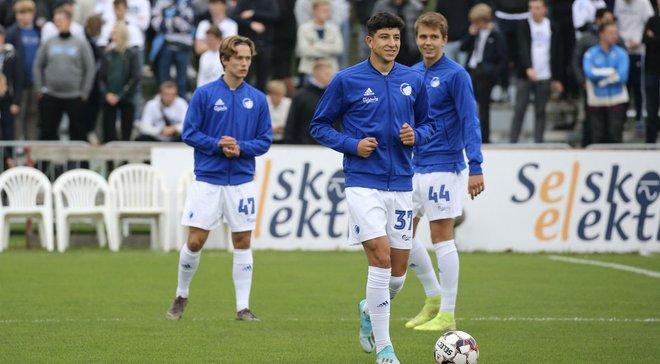 Копенгаген перед матчем с Динамо победил Эсбьерг – украинец отметился красивым голом