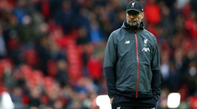 Манчестер Юнайтед – Ливерпуль: Клопп раскритиковал VAR и прокомментировал прерывание победной серии
