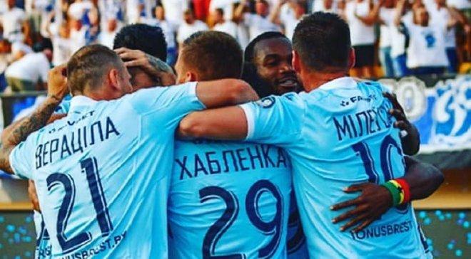 Мілевський, Нойок і Хобленко допомогли Динамо Б здійснити камбек та втримати перевагу над БАТЕ
