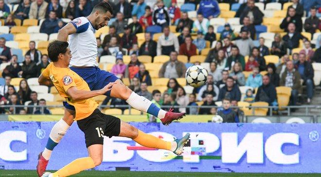 Караваєв назвав причини невдалої гри Соля в останніх матчах за Динамо