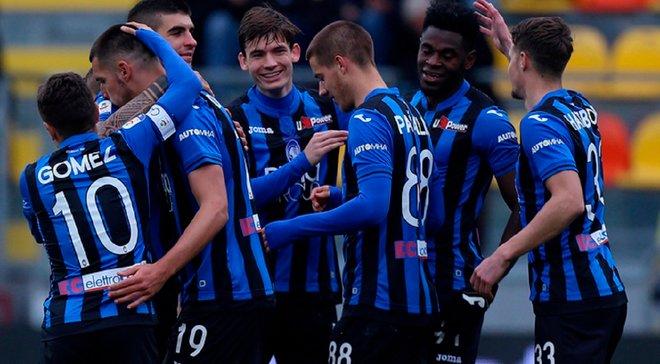 Аталанта отправилась на матч Лиги чемпионов против Манчестер Сити – Малиновский и компания в прекрасном настроении