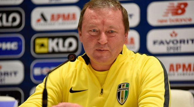 Шаран: Я не понял, почему арбитр не назначил пенальти в ворота Динамо