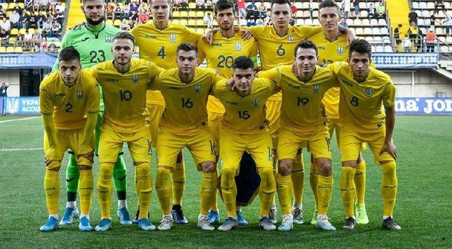 Украина U-21 назвала соперника в товарищеском матче, который состоится в ноябре