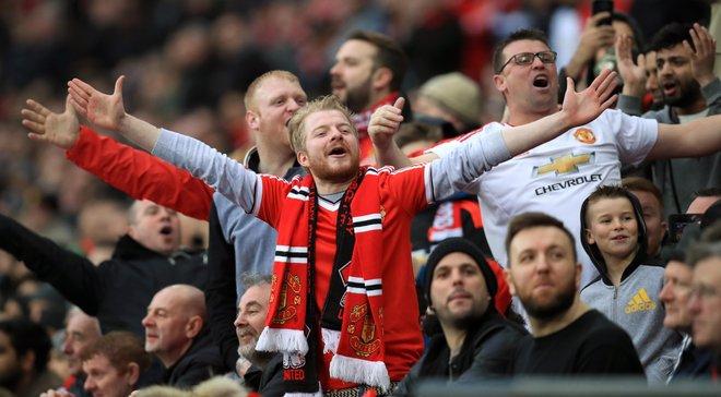 Манчестер Юнайтед – Ливерпуль: фаната хозяев поймали за проявление расизма