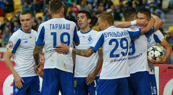 Динамо – Копенгаген: де дивитись матч Ліги Європи