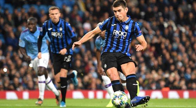 Маліновський забив Манчестер Сіті прем'єрний гол у Лізі чемпіонів