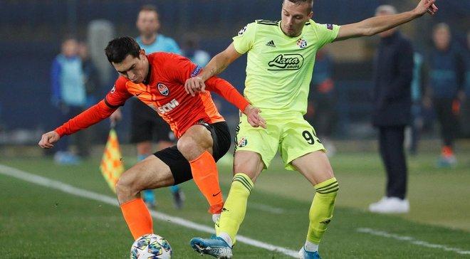 Шахтер – Динамо Загреб: Оршич заявил, что хорваты могли забить третий гол