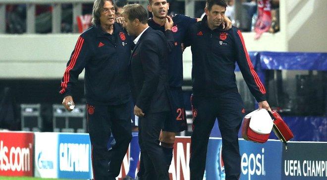 Ернандес буде прооперований – у захисника Баварії діагностували важку травму