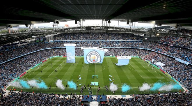 Манчестер Сіті розпочне будівництво нової арени