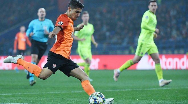 Соломон: Динамо Загреб могло победить Шахтер