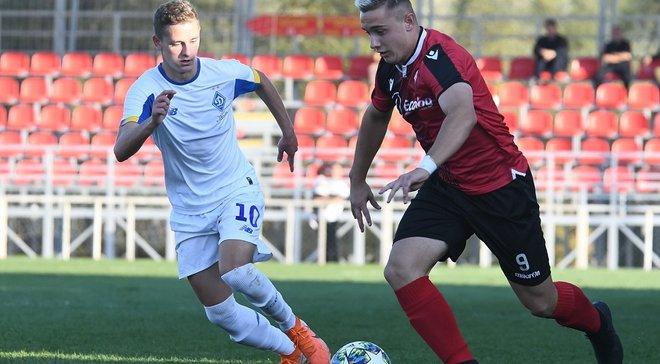 Шкендия U-19 – Динамо U-19 – 2:2 – видео голов и обзор матча