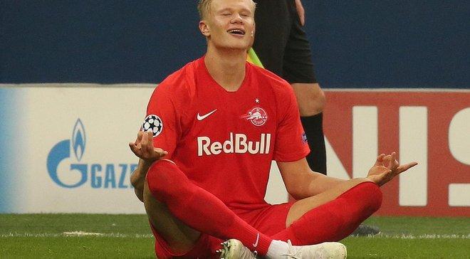 19-річний Холанд встановив одразу 2 рекорди Ліги чемпіонів за результативністю
