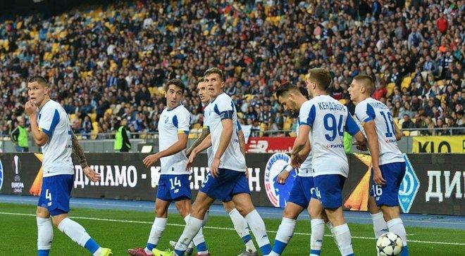 Динамо – Копенгаген: онлайн-трансляція матчу Ліги Європи – як це було
