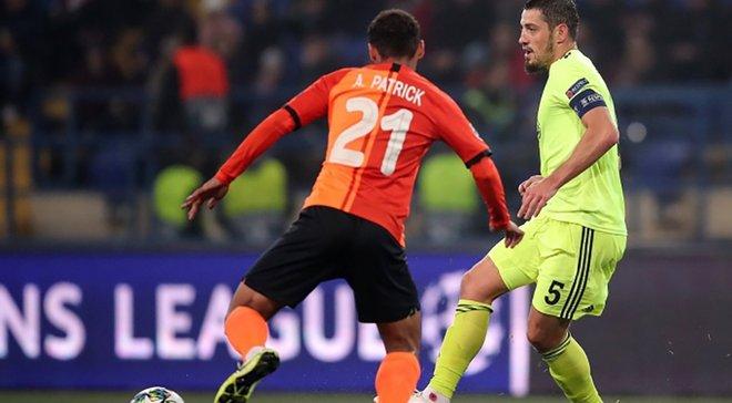 УЕФА выбрал лучшие ассисты недели в Лиге чемпионов – среди них красота от Алана Патрика