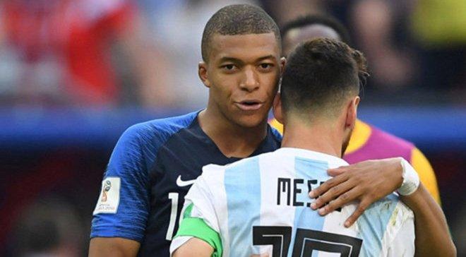 Ривалдо дал совет Мбаппе, как достичь уровня Месси и Роналду