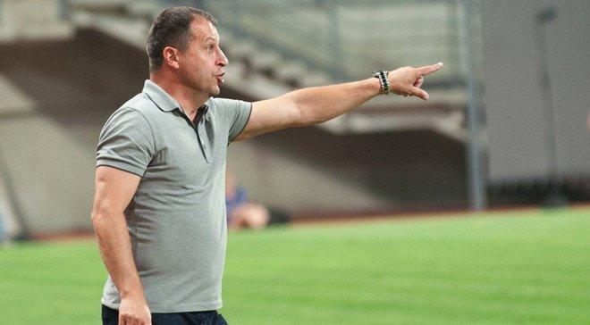 Вернидуб может возглавить солигорский Шахтер – украинский тренер отреагировал на слухи о новом месте работы