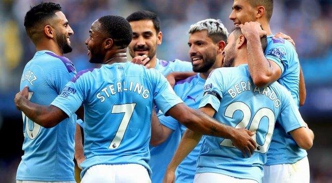 Манчестер Сіті розгромно обіграв Астон Віллу – божественний Стерлінг і тьмяні конкуренти Зінченка