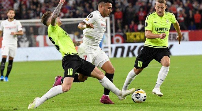 Лига Европы: Мальме одолел Лугано и приблизился к Динамо, Хетафе неожиданно уступил Базелю