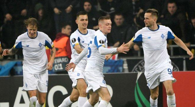 Главные новости футбола 24 октября: Динамо и Александрия не смогли победить в Лиге Европы, рывок Украины в рейтинге ФИФА