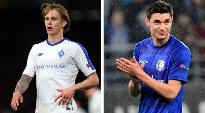 Двоє українців потрапили до символічної збірної 3-го туру Ліги Європи за версією УЄФА