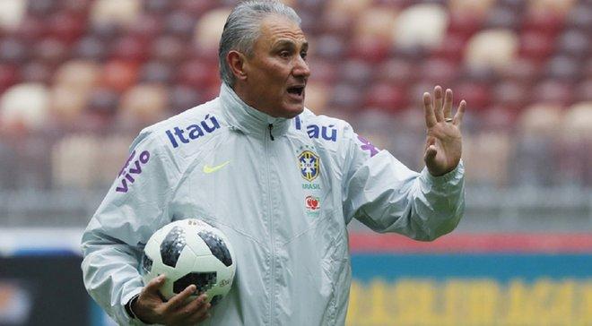 Збірна Бразилії оголосила заявку на два найближчі спаринги – сенсаційний талант Реала отримав перший виклик