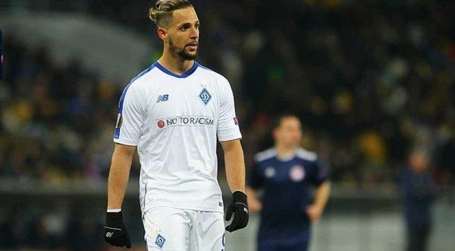 Соль признался, сколько зарабатывал до перехода в Динамо