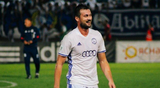 Мілевський похвалив Шабанова за гол у ворота Копенгагена – раніше форвард критикував захисника Динамо