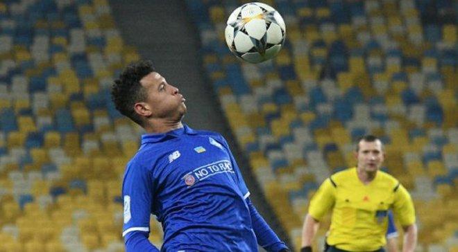 Динамо не хочет отдавать Сидклея в аренду и настаивает на продаже – киевляне требуют немалую сумму за бразильца