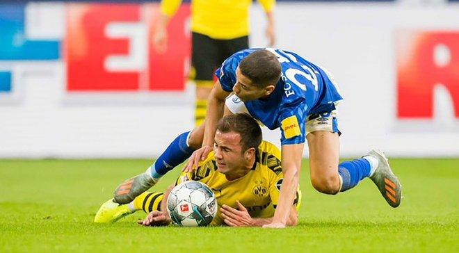 Гьотце травмувався в матчі проти Шальке