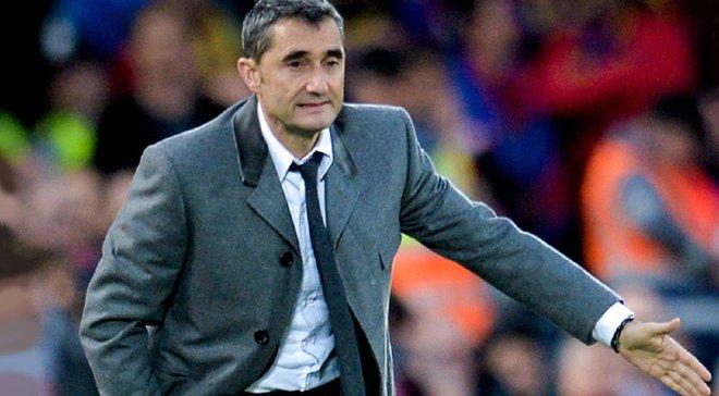 Вальверде покине Барселону після завершення сезону