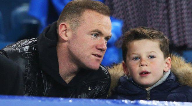 Руні віддасть сина в академію Манчестер Сіті
