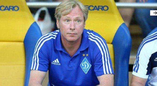 Михайличенко назвав причину втрати очок Динамо в матчі з Карпатами