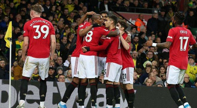 Впевнена перемога Манчестер Юнайтед з двома нереалізованими пенальті  – відеоогляд матчу проти Норвіча