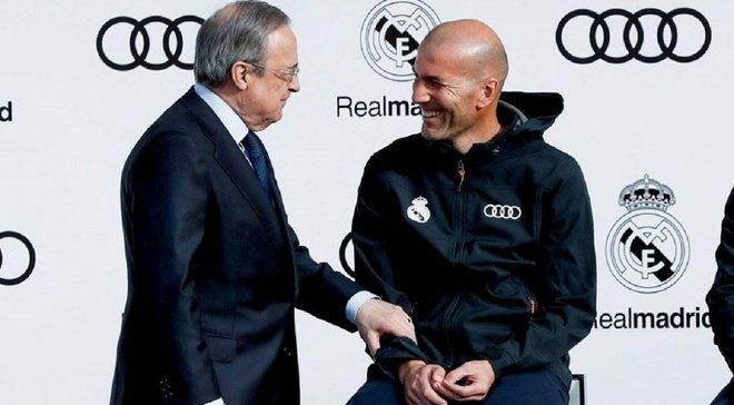 Реал не купуватиме гравців під час зимового трансферного вікна