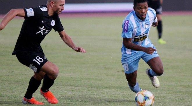 Худоб'як відзначився дебютним голом в чемпіонаті Кіпру, забивши у ворота екс-голкіпера Динамо