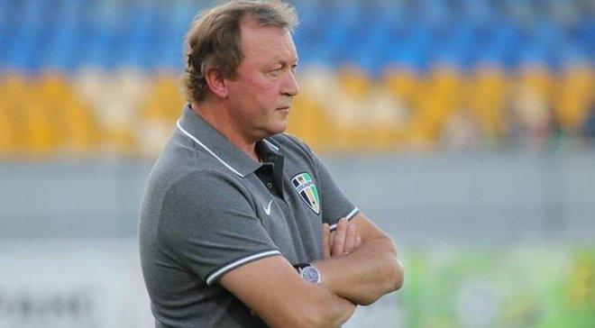 Шаран окреслив пріоритети Олександрії на сезон 2019/20 – тренер готовий пожертвувати одним турніром