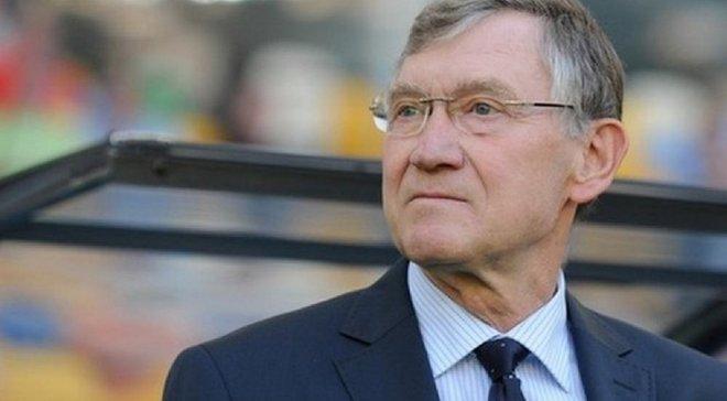 Альтман официально уволен с поста главного тренера сборной Молдовы
