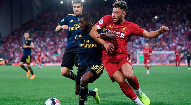 Ліверпуль – Арсенал: онлайн-трансляція матчу Кубка ліги