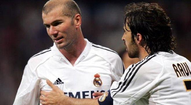 Зидан назвал будущего тренера Реала