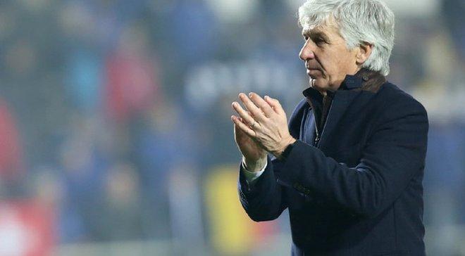 Гасперини сравнил следующего соперника Аталанты с Манчестер Сити