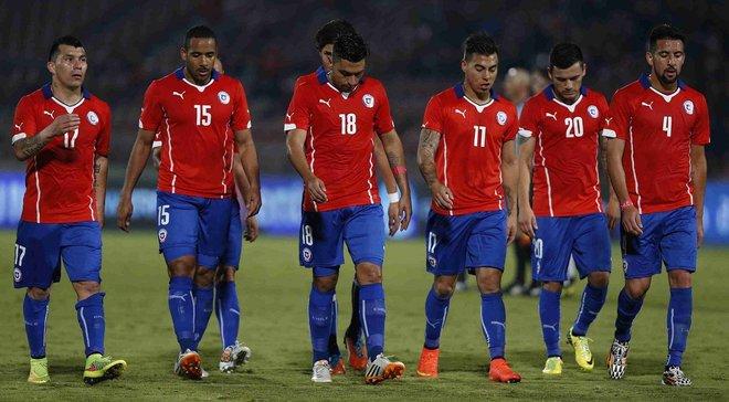 Федерация футбола Чили приостановила все внутренние соревнования