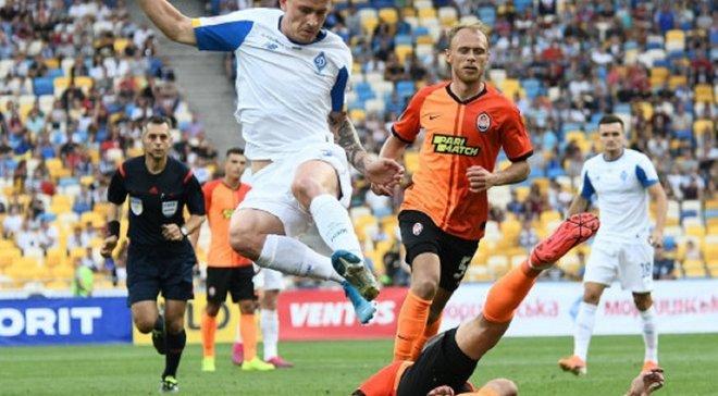 Шахтар – Динамо: команди визначились із формами на матч Кубка України