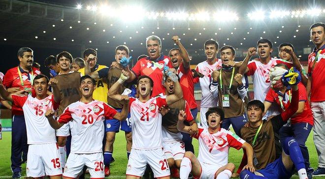 Таджикистан порвав мережу унікальним штрафним на ЧС-2019 U-17 – сенсаційний лідер у групі Іспанії та Аргентини