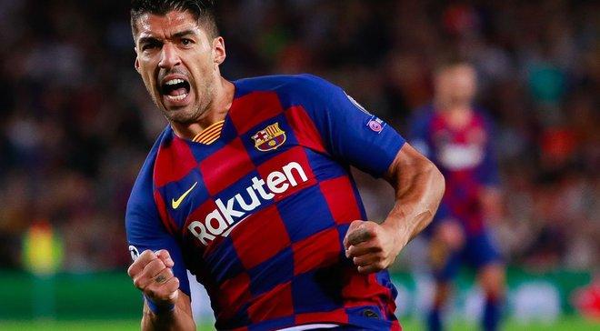 Суарес установил впечатляющее достижение в матче против команды Лунина