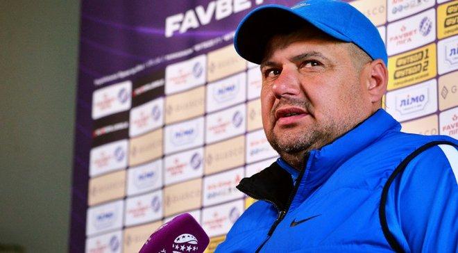 Мазяр – про поразку від Миная: Частина гравців Львова не відповідають рівню навіть середини Першої ліги