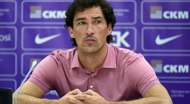 Михайленко назвал причины поражения СК Днепр-1 от Ингульца в Кубке Украины