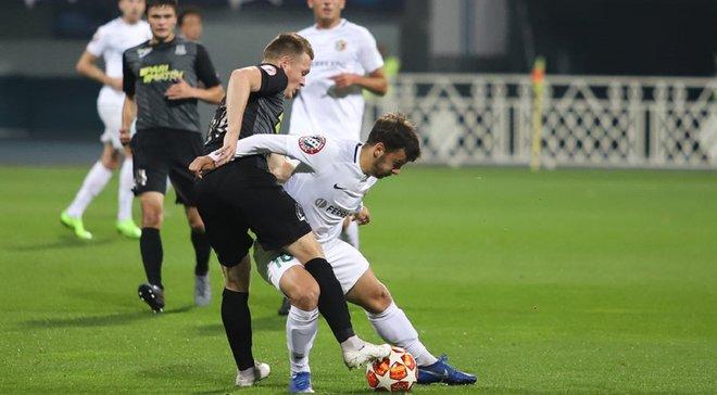 Колос — Ворскла – 0:1 – відео гола та огляд матчу