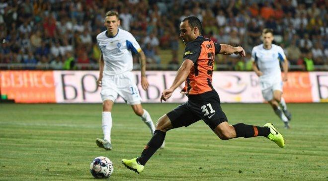 Динамо – Шахтар: Попов розбив обличчя Ісмаїлі – моторошне відео інциденту
