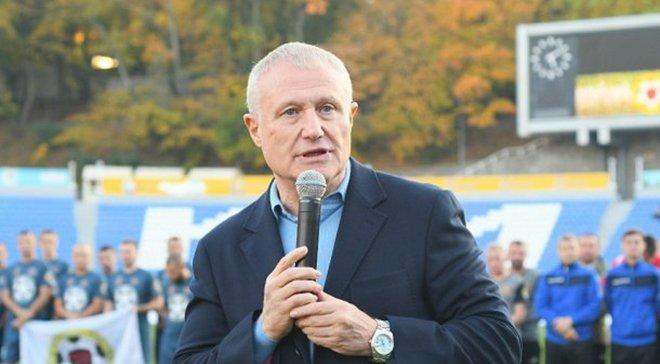Григорій Суркіс: Сьогоднішнє Динамо відправило мене назад на 20 років, коли ми грали в півфіналі Ліги чемпіонів