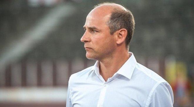 Скрипник доволен действиями игроков Зари в матче с Александрией, несмотря на вылет из Кубка Украины